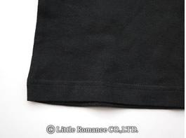 「むかしむかし」キッズ和柄長袖TシャツDetails裾