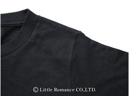 「むかしむかし」キッズ和柄半袖TシャツDetails肩