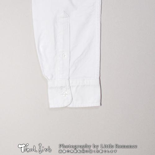 「むかしむかし」メンズ和柄半袖TシャツDetails肩・袖口